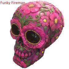 skull ornament ebay
