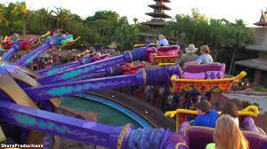 Disney World Map Magic Kingdom by Magic Carpets Of Aladdin On Ride Disney World U0027s Magic Kingdom
