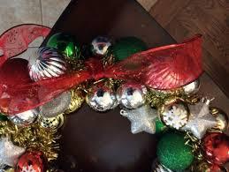tutorial ornament wreath u2013 dollar store crafts