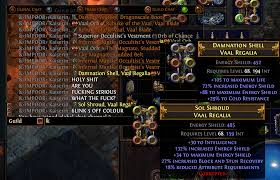 epic vaal orb pathofexile