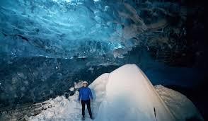 Ice Cave Tour Vatnajökull Natural Ice Cave Glacier Adventure
