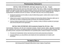 resume exles fund accountant resume chartered accountant resume resume