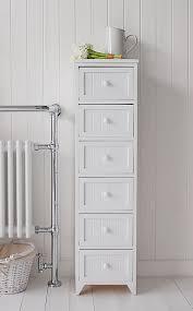Bathroom Furniture White Gloss Chic White Bathroom Cabinet Bathroom White Gloss Slim And