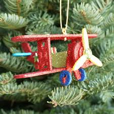 ornament cork ornaments awesome airplane ornaments for
