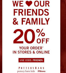 Pottery Barn Kids Order 20 Off At Pottery Barn Pottery Barn Kids U0026 Pottery Barn