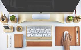accessoire bureau design sélection d accessoires high tech pour le bureau bureaus chic