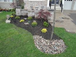 River Rock Landscaping Ideas Landscaping With River Rock Ideas