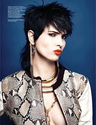 hanaa ben abdesslem fashion model profile on new york magazine hanaa ben abdesslem in vogue netherlands january february 2013 issue