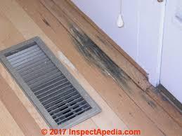 Plastic Laminate Flooring Laminate Flooring Damage Diagnosis Repair