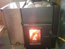 wood or electric sauna stove saunatimes