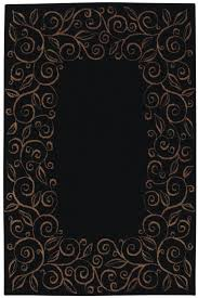 black and tan area rug home rugs ideas