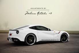 Ferrari F12 Matte Black - render f12 berlinetta novitec rosso with adjustments