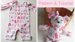 memory clothes baby clothes memory pattern and tutorial pa country crafts