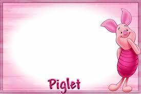 piglet winnie pooh winnie pooh party piglets