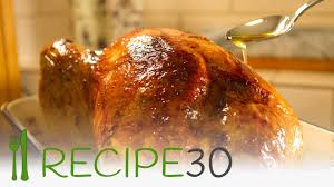 thanksgiving bacon christmas crispy skin juicy roasted turkey bacon laced turkey by