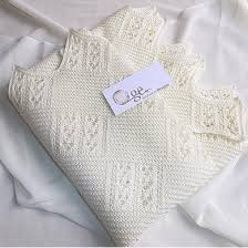 knitting pattern quick baby blanket quick knit baby blanket knitting pattern by oge knitwear designs