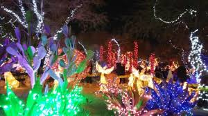 ethel m chocolate factory las vegas holiday lights gorgeous display of 600 000 colored twinkling lights picture of