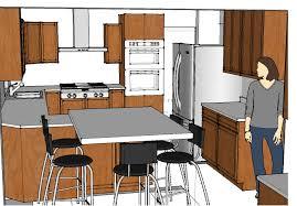Kitchen Design Template Sketchup Kitchen Design Shonila Com