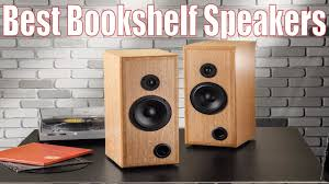 Top Bookshelf Speakers Under 500 Top 3 Best Bookshelf Speakers Reviews Youtube