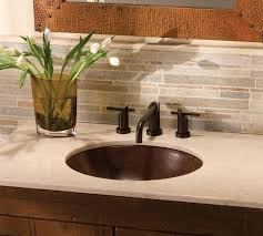 Copper Bathroom Faucet by Download Copper Bathroom Sinks Gen4congress Com