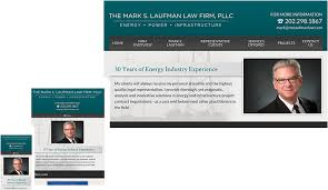 s website the modern firm attorney website design small firm websites