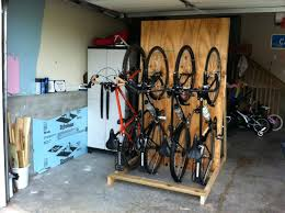 Storage Ideas For House House Designcountry Vertical Bike Storage Ideas With Teak Wood