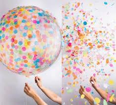 jumbo balloons 2017 36 confetti balloons jumbo balloon paper balloons crepe