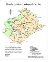Virginia House Of Delegates District Map by Rappahannock County Virginia Notices And Documents