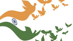 Flying Flag Indian Flag Flying Birds India Hd Wallpapers Hd Wallpapers Rocks