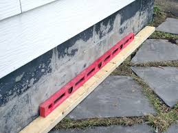 Parge Basement Walls by Should I