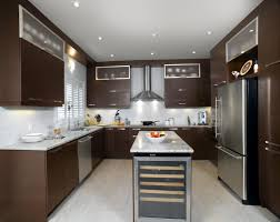 Cuisine Bois Design by Wenge Stainless Kitchen