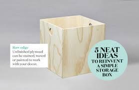 Diy Storage Box by Diy Storage Boxes