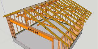 what is a roof rafter tie and what does it do u2013 house framing
