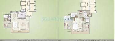 courtroom floor plan jaypee greens the imperial court noida jaypee greens pavilion heights in sector 128 noida project