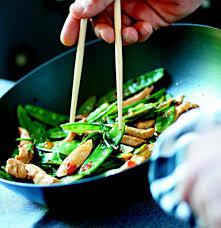comment cuisiner des pois gourmands recette poulet sauté aux pois gourmands
