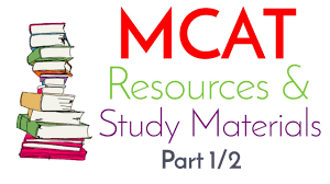 are study guides mcat resources and study materials part 1 2 youtube