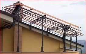 tettoia ferro battuto tettoie in ferro battuto paperblog