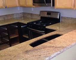 Prefab Granite Kitchen Countertops by Thick Prefab Granite Countertops Fabulous Home Ideas