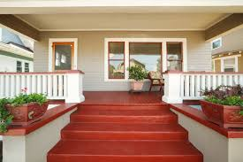 Back Porch Stairs Design Apartment Porch Stairs Stock Image Stairs To Porch Residential