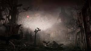 awesome halloween wallpapers dark halloween wallpaper wallpapersafari halloween scary house hd