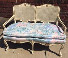 cane settee antiques ebay