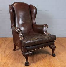 Cheap Leather Armchairs Uk Vintage Leather Armchair 240406 Sellingantiques Co Uk