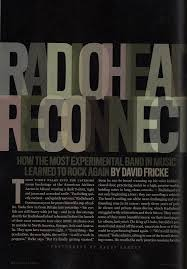 Radiohead King Of Limbs From The Basement Rolling Stone 1155