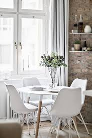 Black And White Home by Best 20 White Dining Rooms Ideas On Pinterest Classic Dining