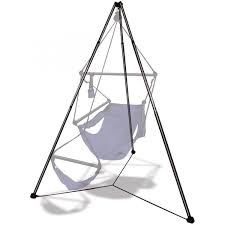 portable hammock chair tripod stand free shipping today