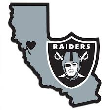 Oakland Raiders American Flag Oakland Raiders Home State Decal