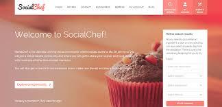 site de recettes cuisine 14 thèmes pour votre site de recettes de cuisine