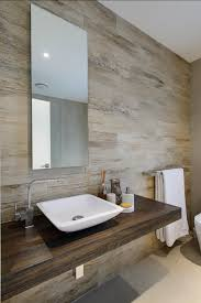 natural stone timber vanity neutral palette and contemporary