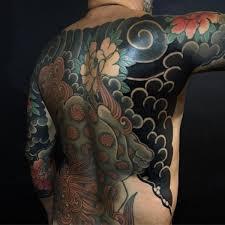 tattoo back japanese 125 impressive japanese tattoos with history meaning wild tattoo art
