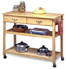 wheels for kitchen island modern kitchen cart utility table with locking casters wheels